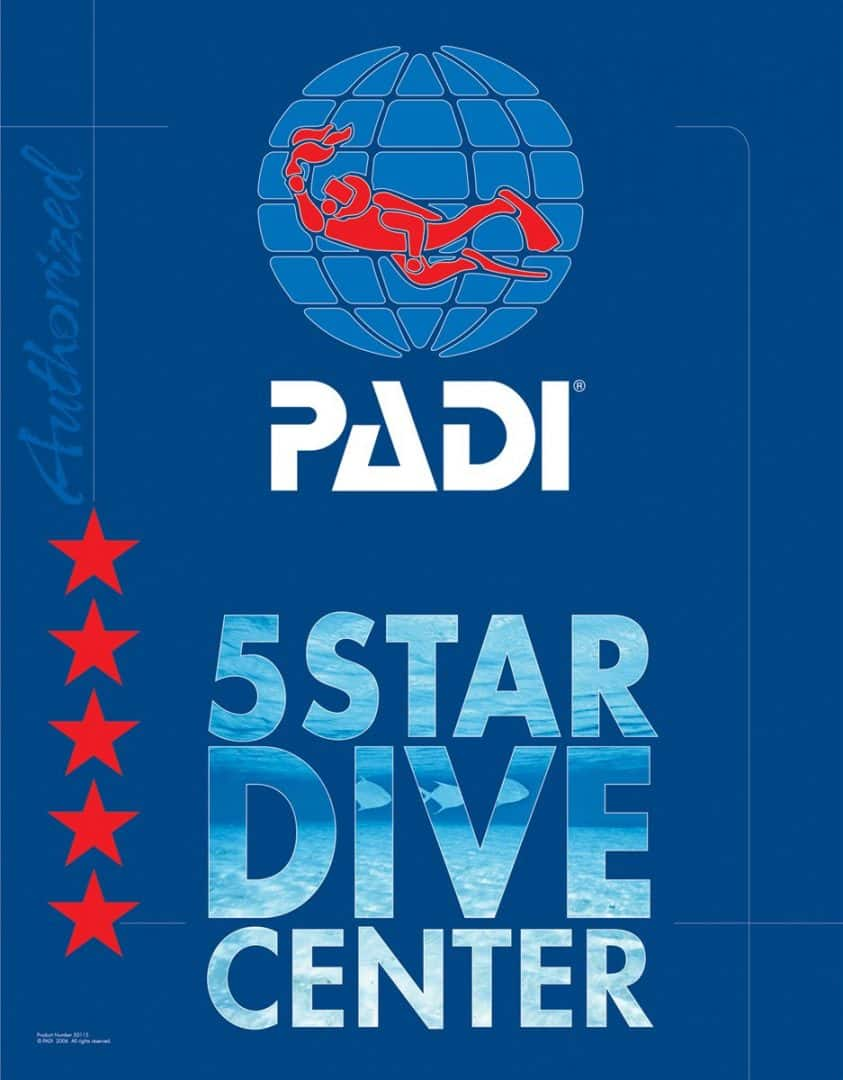 captain hook's-PADI-5-star-dive-center-sign