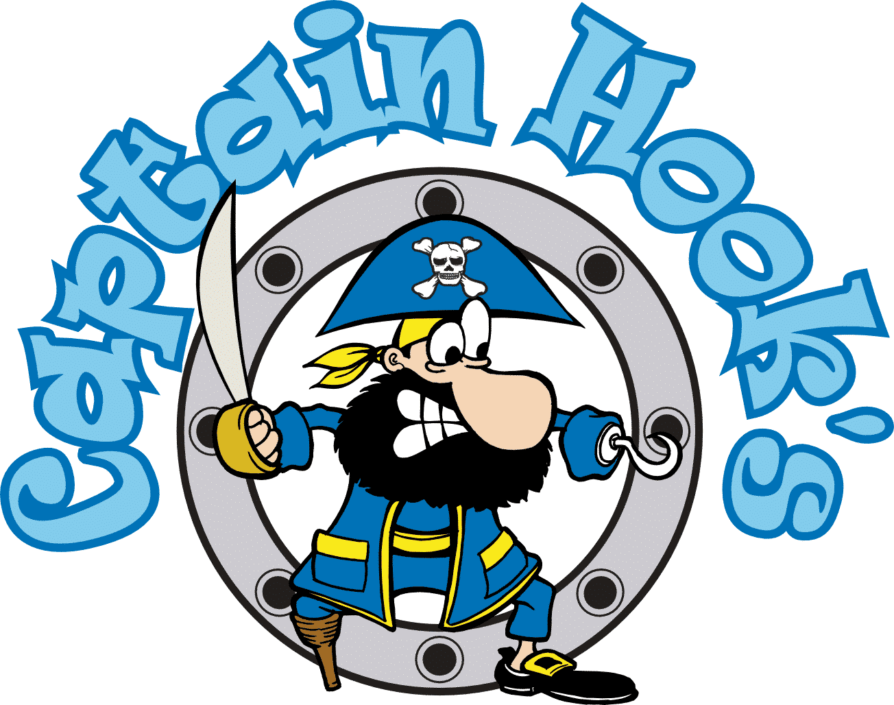 Captain Hook's | Serving Marathon, Big Pine Key and Key West