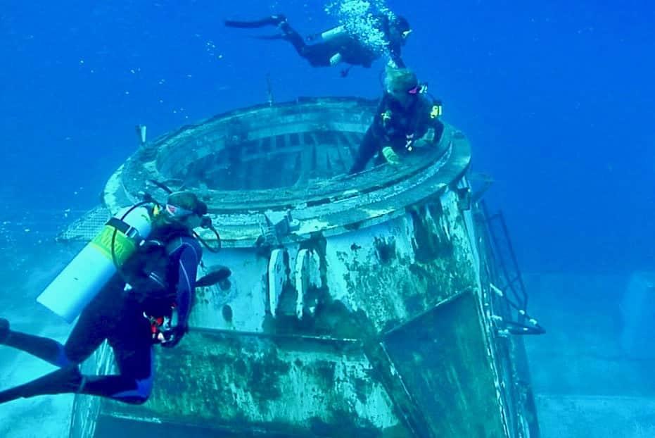 10th Anniversary: Vandenberg Sinking