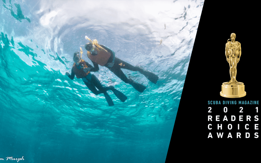 """Reader's Choice Awards Gives Florida Keys """"Best Snorkeling"""" Ranking in all of the US and Canada!"""